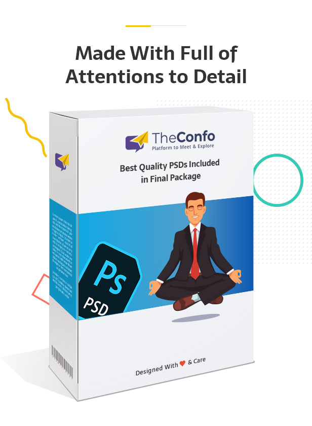 Confo - Event Landing Page - 4
