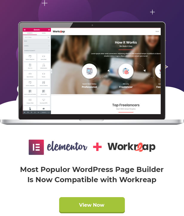 Workreap - Freelance Marketplace and Directory WordPress Theme - 16