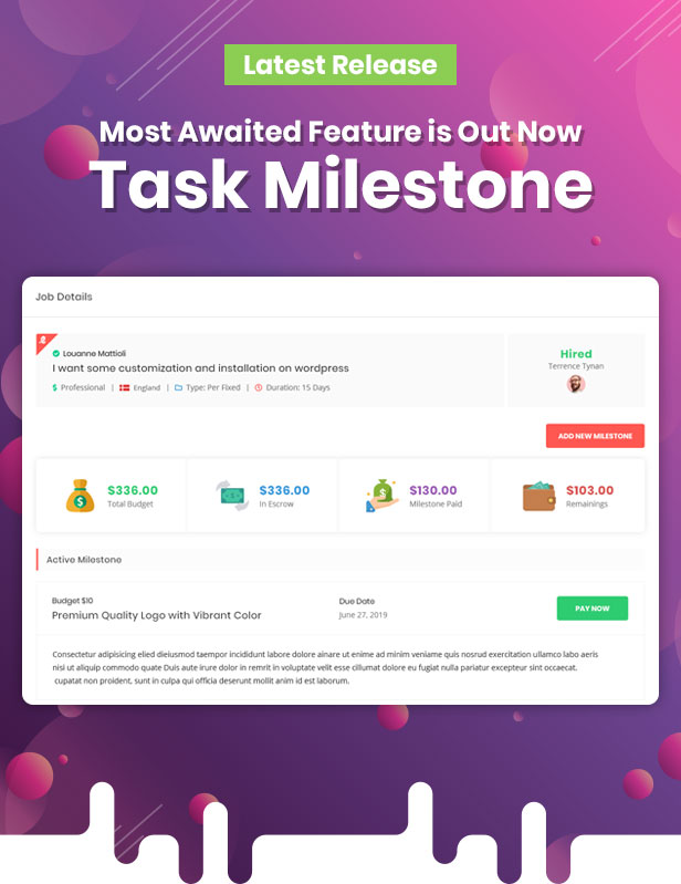Workreap - Freelance Marketplace and Directory WordPress Theme - 1